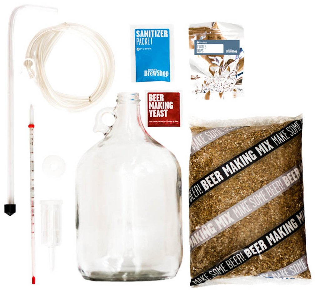 Bild Brooklyn Brew Shop Beer Making Kit